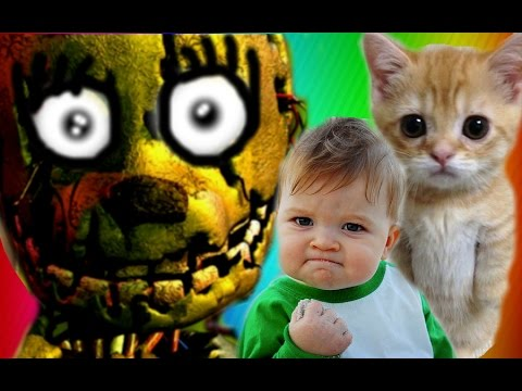 How to make five nights at freddy 39 s 3 not scary part 3 fnaf 3 not scary youtube - Fnaf 3 not scary ...