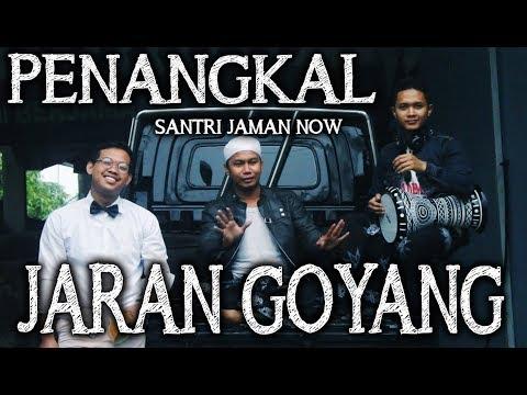 Penangkal JARAN GOYANG - Santri Jaman Now (Balasan Lagu)
