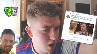 A Norwich City Fan Made Another Video On Me...