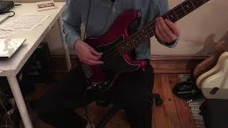 Still Feel Like Your Man - John Mayer (bass transcription)