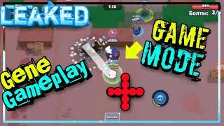 New Gene Brawler Gameplay   New Game mode Robot wars   Leaked content Brawl stars february