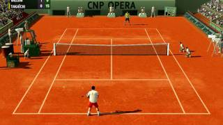 Full Ace tennis simulator - France -
