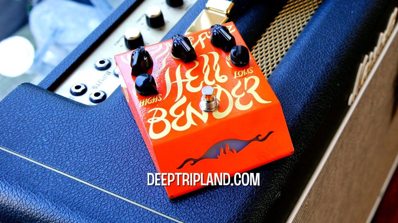 HELLBENDER — DEEP TRIP PEDALS