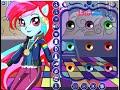 dressupgames  pony rainbow dash  my little pony dress up games