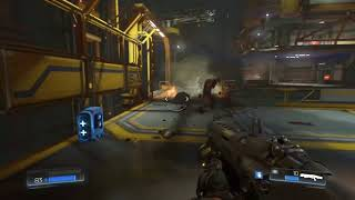 CAMPAIGN MODE (STORY MODE) THIS IS DEFINITELY MY 2ND FAVORITE SHOOTING GAME!!![DOOM 4]