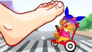 Pokemon Family 💖 Pikachu cartoon Funny story with pokemon babie 💖 Pikachu Toys TV (P8)