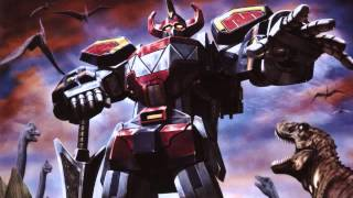 Mighty Morphin Power Rangers - Zords