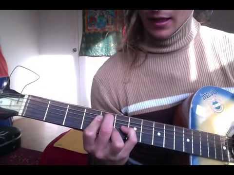 Sticky Fingers - Juicy Ones Guitar Tutorial