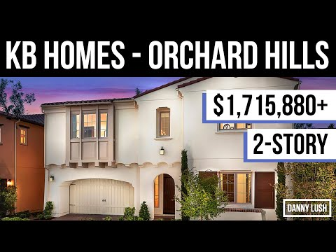 Beautiful New Home for Sale in Irvine California by KB Homes is Energy Efficient
