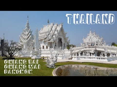 Exploring north of Thailand - 8 days in 20 minutes | Travel Vlog #35