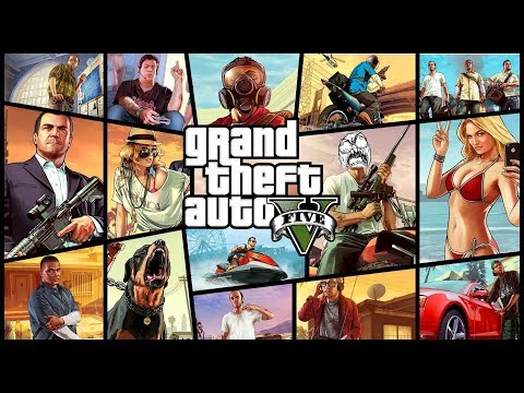 [Hindi] Grand Theft Auto V | Funny Gameplay Ron The Petrol&Fire Man