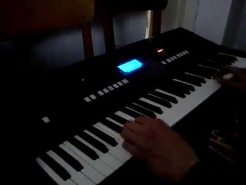 Скачать нота для синтезатора стаса михайлова