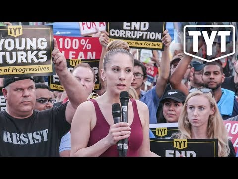 Ana Kasparian On The Importance Of Defiance