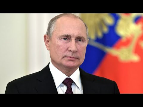 Обращение Путина из-за ситуации с коронавирусом