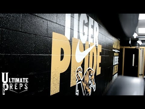 Thaddeus Young UNVEILS NEW WEIGHT-ROOM for Mitchell Tigers Basketball!!
