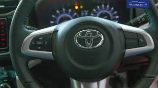 Toyota Rush Price, Specs & features | First Impressions | PakWheels