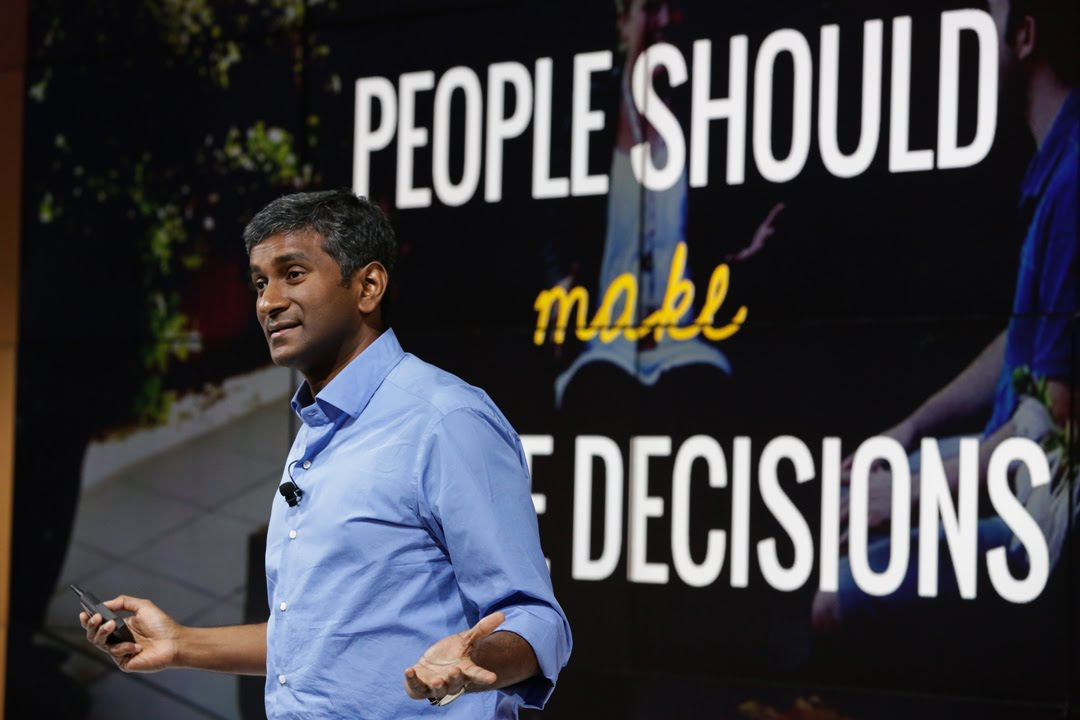 HR meets science at Google with Prasad Setty