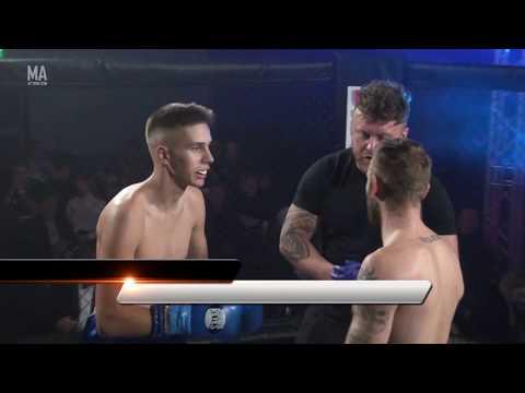 IMPACT FIGHT 16 - Matt Barker Vs Erik Rubanov