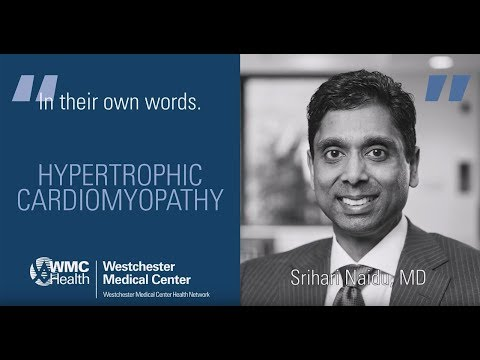 In Their Own Words: Dr. Srihari Naidu