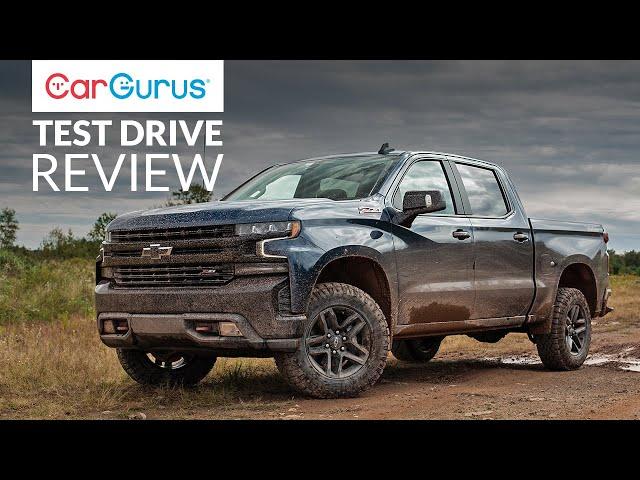 2019 Chevrolet Silverado 1500 | CarGurus Test Drive Review