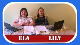 Bwletin Tŷ Ni | Ela a Lily | Fideo Fi