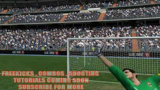 FIFA 12/11 PC PENALTY KICK TUTORIAL