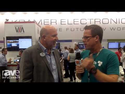 InfoComm 2014: Gary Kayye Interviews Kramer's Clint Hoffman About WOW Vision, InfoComm