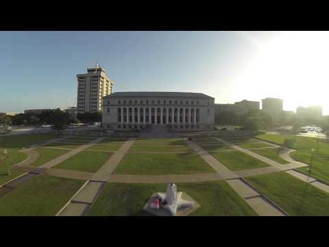 Texas A&M University: From the Air