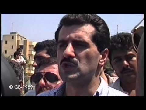 Gebran Tueni August 1989