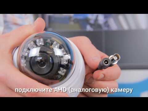 Видеорегистратор гибридный AHD Tecsar HDVR B44-4HD4P-Hnr