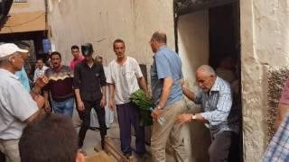 جنازة مريم ضحية الاهمال الطبي بفاس