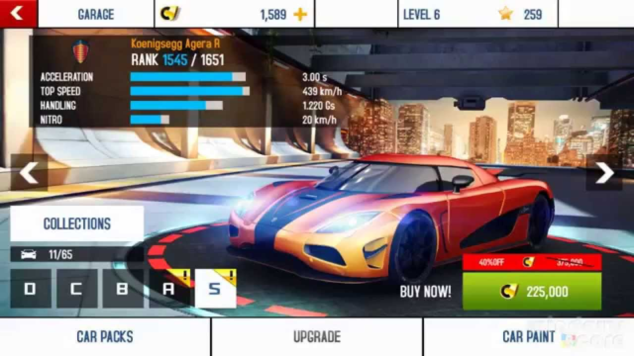 top 5 fast car in asphalt 8 the reflex gaming youtube. Black Bedroom Furniture Sets. Home Design Ideas