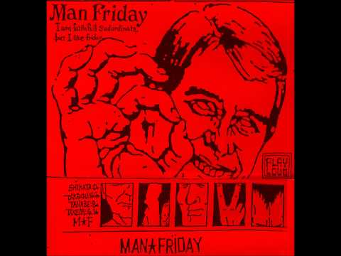 MAN★FRIDAY - 3 Track Demo