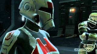 Star Wars: The Old Republic - Republic Troopers Trailer