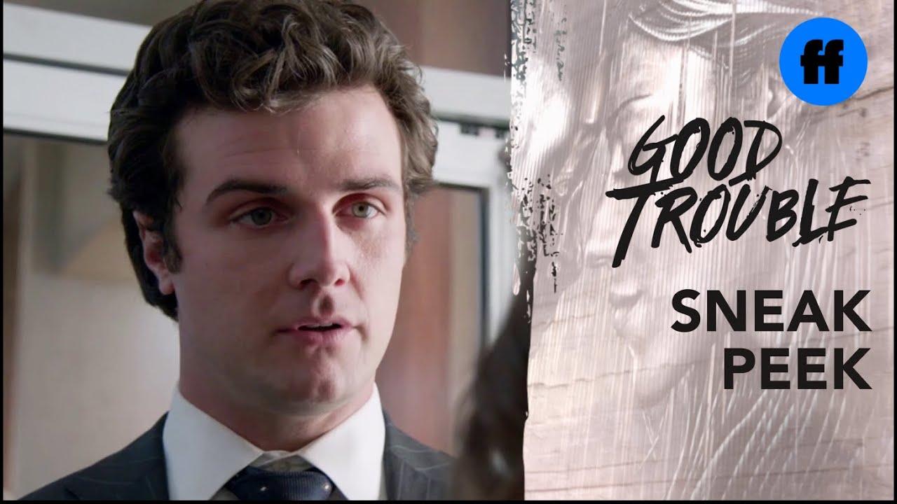 Download Good Trouble Season 3, Episode 6 | Sneak Peek: Callie Has a Surprise Run-In with Jamie | Freeform