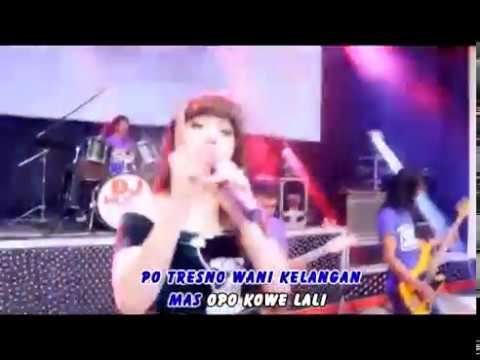 Via Vallen - Ditinggal Rabi [OFFICIAL KARAOKE]