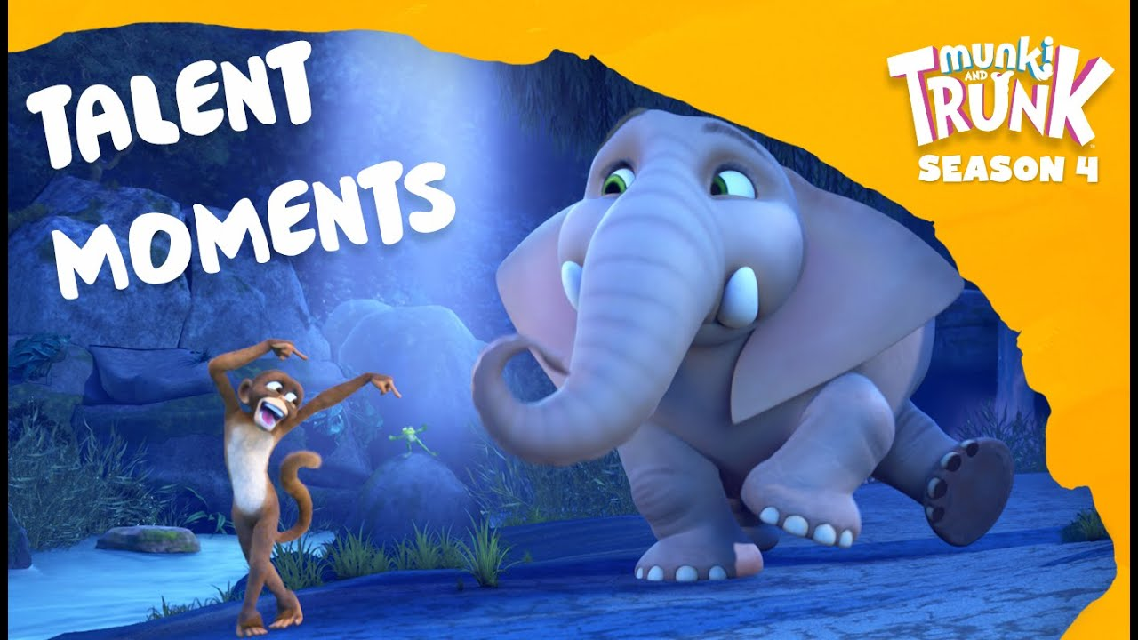 Talent Moments – Munki and Trunk Thematic Compilation #9