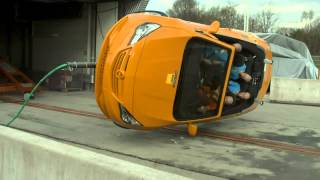 ADAC | краш-тест кабриолетов (DE)