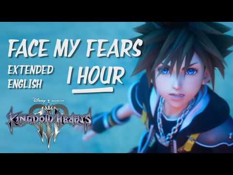 Hikaru Utada & Skrillex � My Fears」English Extended KINGDOM HEARTS Ⅲ [1HOUR]