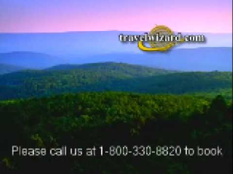 Oklahoma Vacation Attractions Video