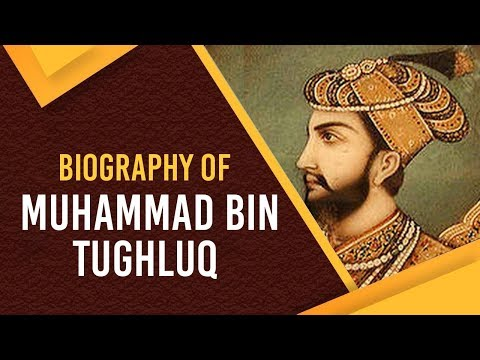 Download Biography of Muhammad bin Tughluq, Find out why a highly educated Sultan failed miserably