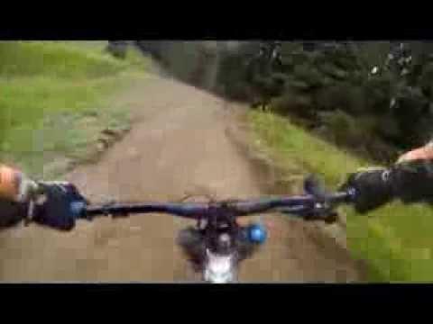 L'Arpette - Piste de descente VTT - Les Gets Bikepark
