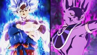 Beyond Dragon Ball Super: Ultra Instinct Goku Vs Beerus Rematch
