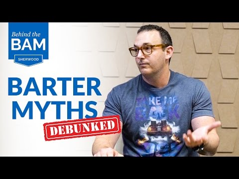 Behind the BAM 001: Common Barter Industry Myths Debunked