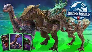 HARDEST BATTLE YET + DARTING UNIQUE DINOS!!! - Jurassic World Alive | Ep42 ( Jurassic GO )