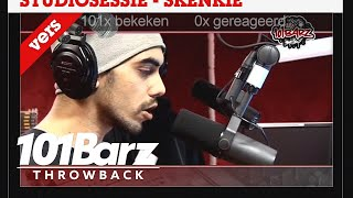 #TBT - Skenkie  | Throwback Sessie | 101Barz