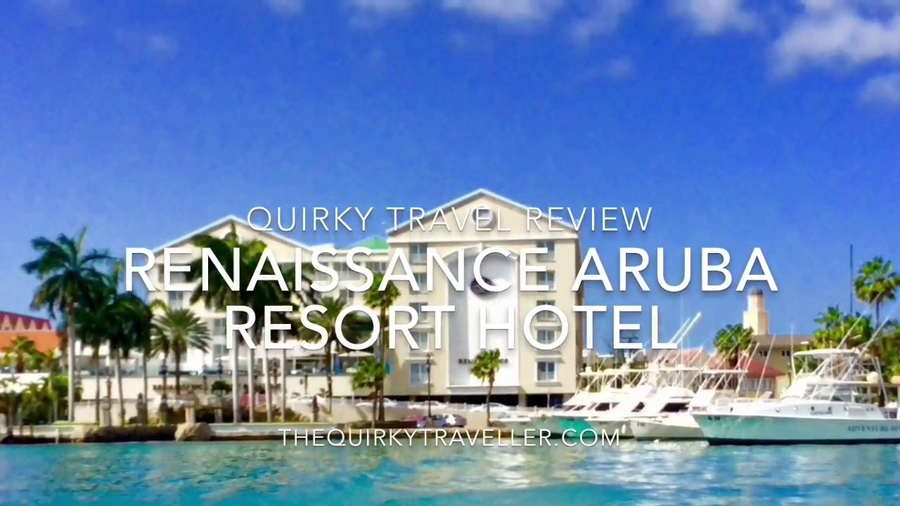 Quirky Travel Review Renaissance Hotel Aruba Resort And Flamingo Private Island