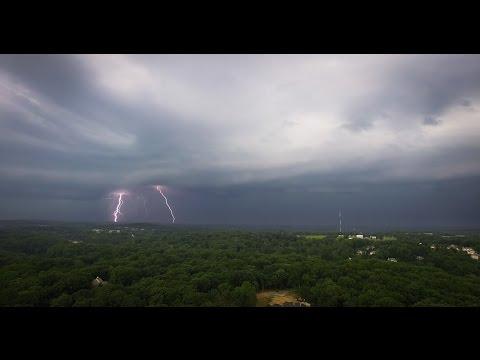 DJI Phantom 3 Lightning Strike 4K