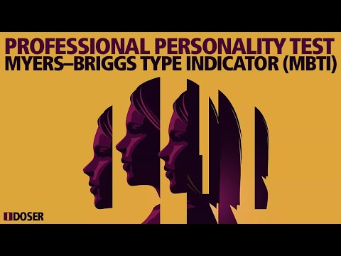 MBTI PERSONALITY TEST Myers–Briggs Type Indicator from YouTube · Duration:  15 minutes 24 seconds