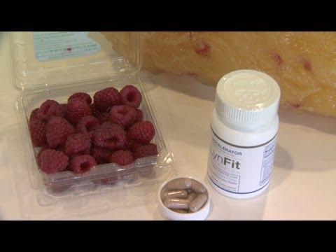Raspberry Ketone, weight loss novelty